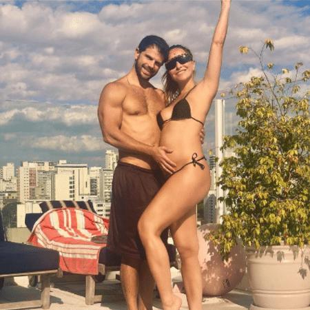 Duda Nagle e Sabrina Sato curtem o feriado - Reprodução/Instagram