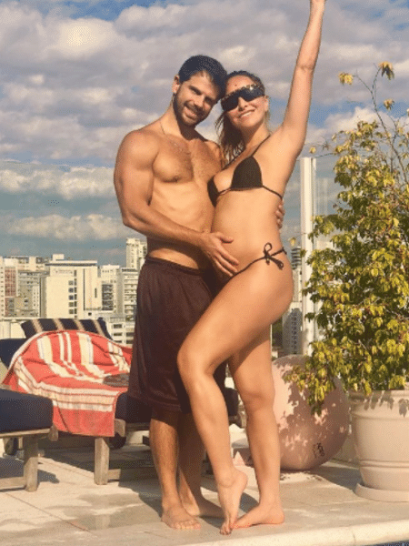Duda Nagle e Sabrina Sato curtem o feriado de Corpus Christi em São Paulo - Reprodução/Instagram