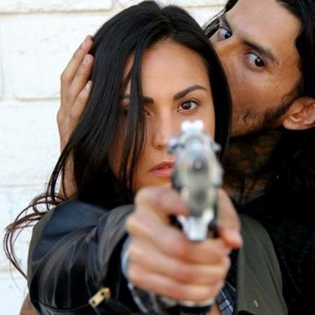 """Cena do filme """"Khali the Killer"""" - Reprodução"""