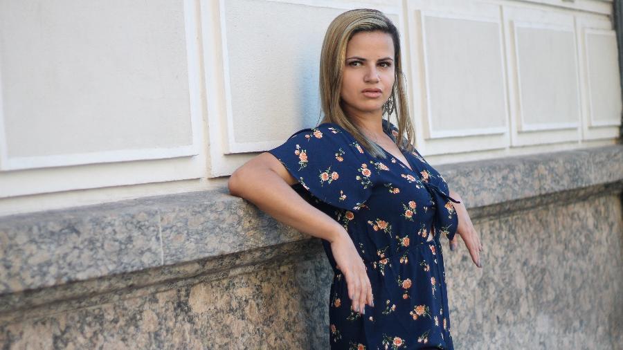 A cantora Carol Ferreira lança seu primeiro EP - Edgar Maciel/Divulgação
