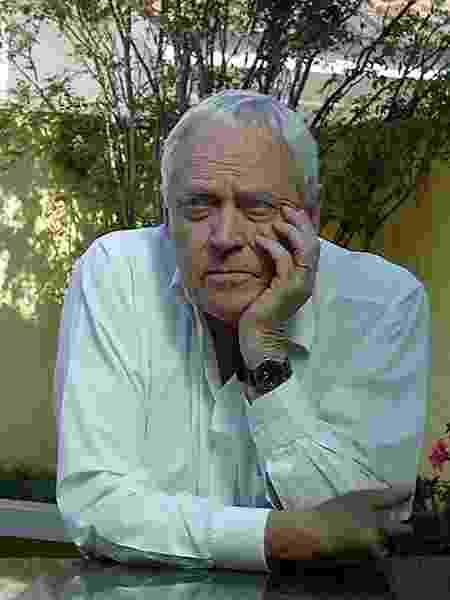 O designer brasileiro Nelson Ivan Petzold, que morreu nesta quarta-feira (8) - Divulgação