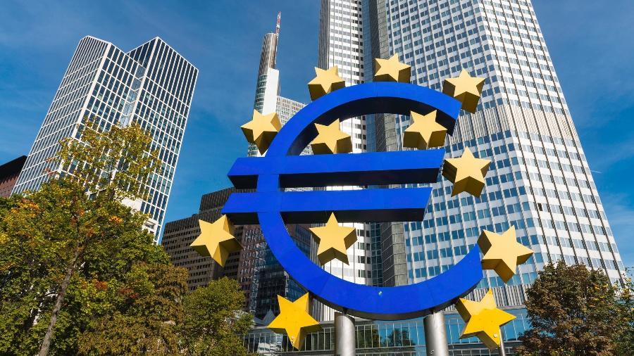 Banco Central Europeu - iStock