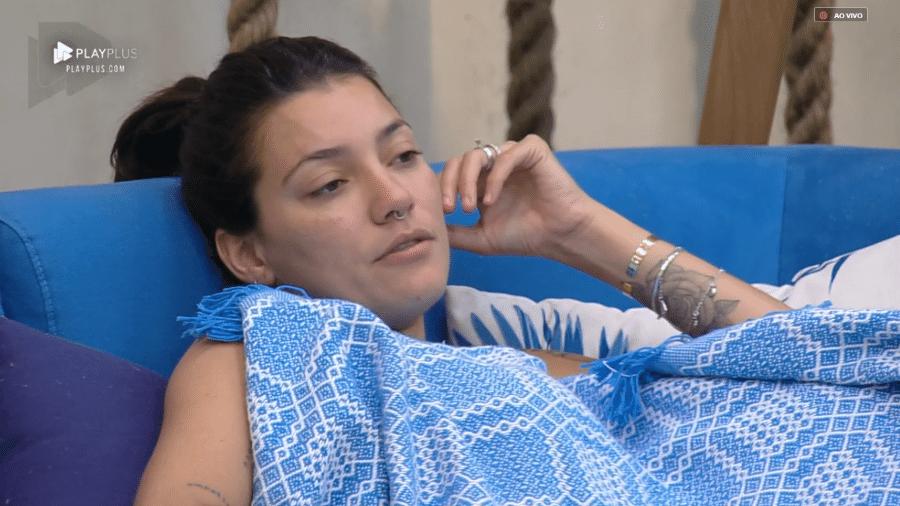 """Gabi Prado conta que se apaixonou em """"A Fazenda 10"""" - Reprodução/PlayPlus"""