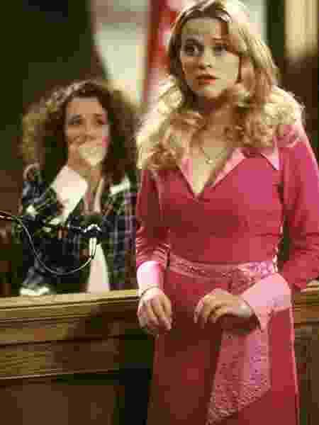 """Reese Witherspoon em """"Legalmente Loira"""" (2001) - Divulgação"""