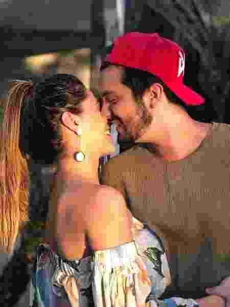 Luan Santana e Jade Magalhães - Reprodução/Instagram/luansantana