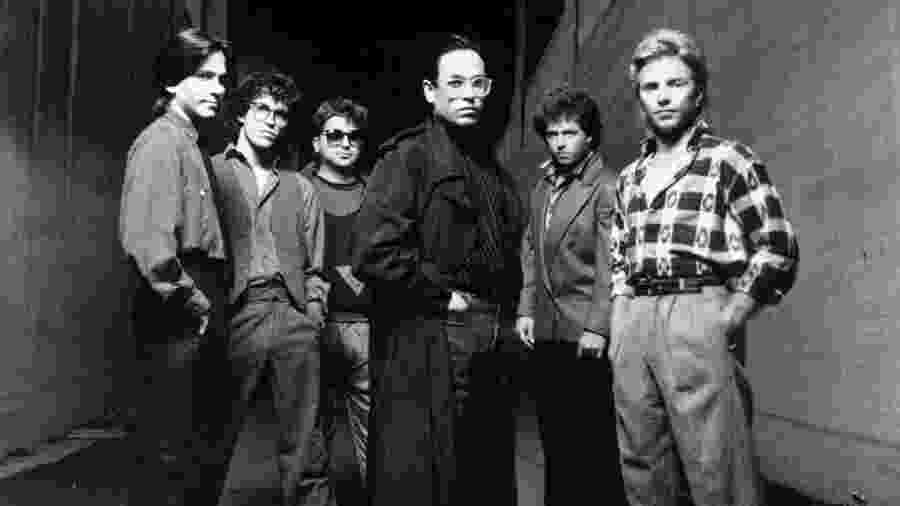 Os integrantes da banda Toto - Divulgação