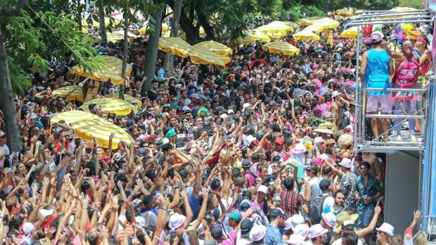 Bloco Casa Comigo em São Paulo - Marcelo Justo/UOL