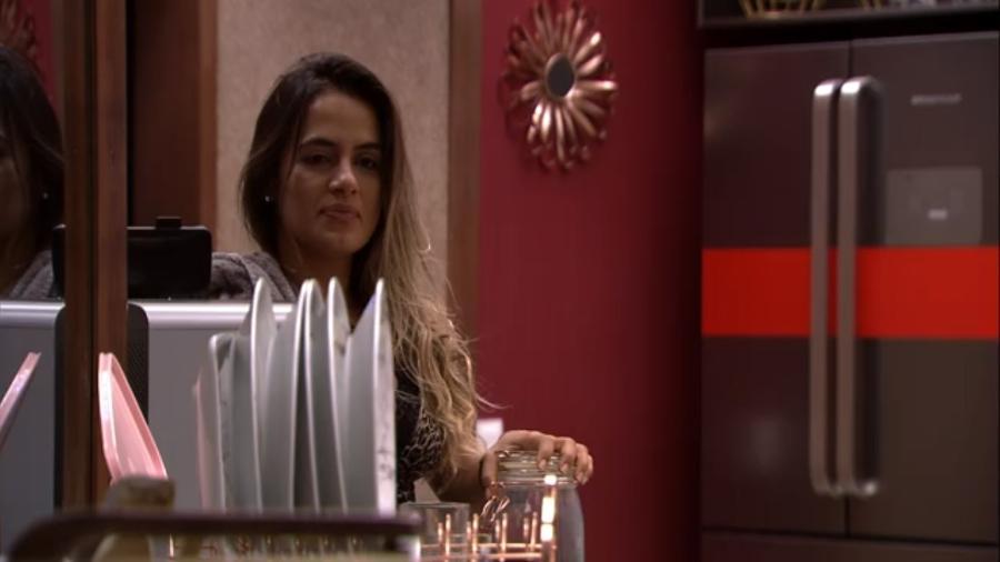 Carolina fala sobre Isabella - Reprodução/GloboPlay