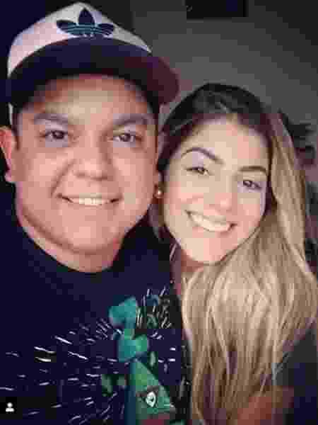 Hariany e o irnão Max Almeida - Reprodução/Instagram