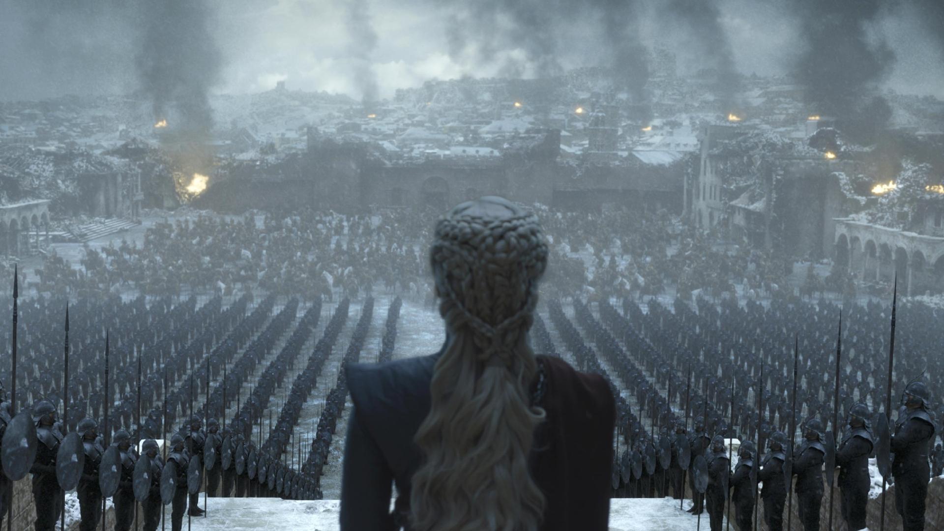 Game Of Thrones Saiba Como Foi O Final Da Serie Da Hbo E Quem