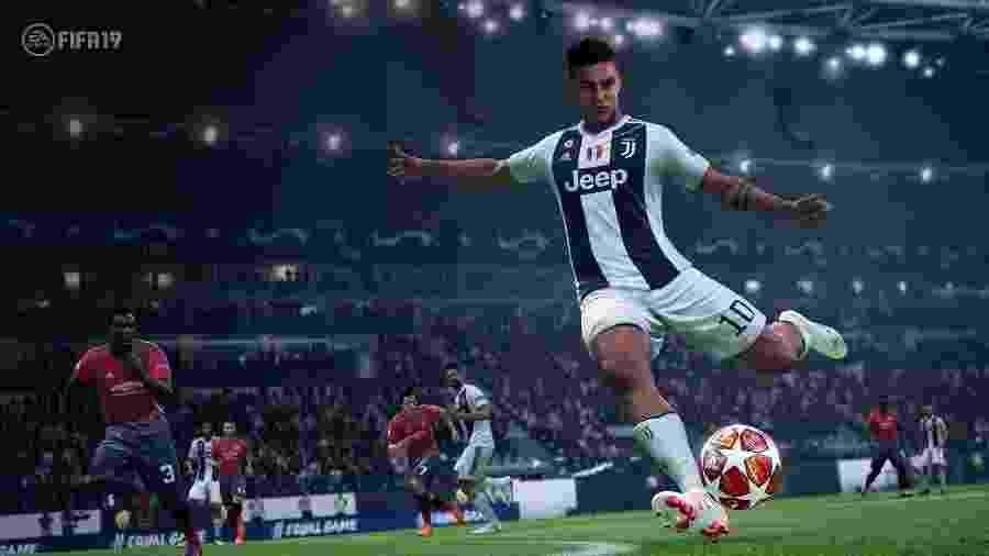 """A mecânica de chutes deve ser mais exigente do que em """"FIFA 19"""", segundo os devs - Divulgação"""