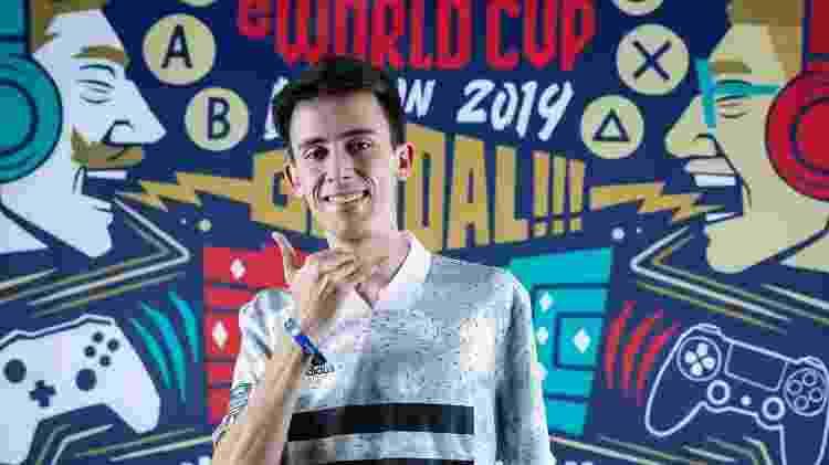 Zezinho é um dos brasileiros no mundial de FIFA - Divulgação