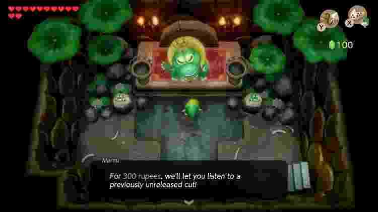 Zelda Dungeon - Divulgação - Divulgação
