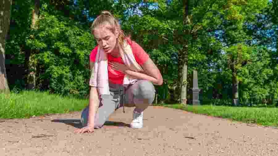 Em jovens, o mal súbito costuma ocorrer durante a prática de atividades físicas - iStock