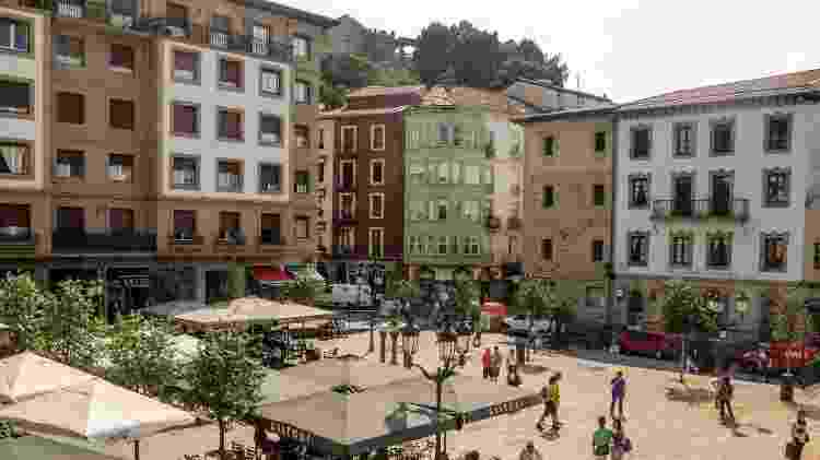 Bilbao, na Espanha - iStock - iStock