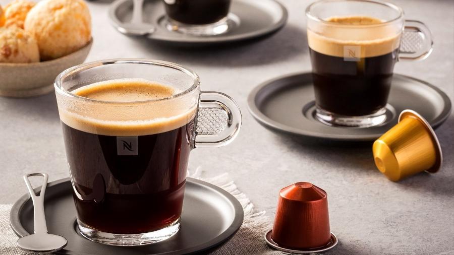 Cápsulas de café da Nespresso contêm somente 1 grama de alumínio, o que dificulta interesse de terceiros pela reciclagem - Reprodução/Nespresso