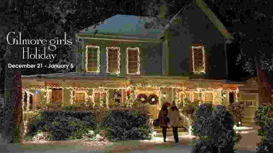 """Fãs de """"Gilmore Girls"""" poderão desfrutar de uma refeição festiva na casa da personagem Lorelai - Reprodução/wbstudiotour"""