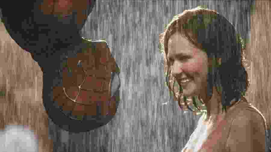 Kirsten Dunst como Mary Jane em cena de Homem-Aranha (2002) - Divulgação/IMDb