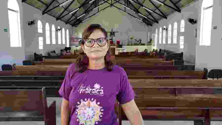 Pastora Odja Barros - Carlos Madeiro/UOL