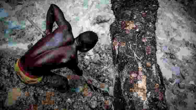 Trabalhador escravizado no Brasil ainda é predominantemente negro - Getty Images - Getty Images
