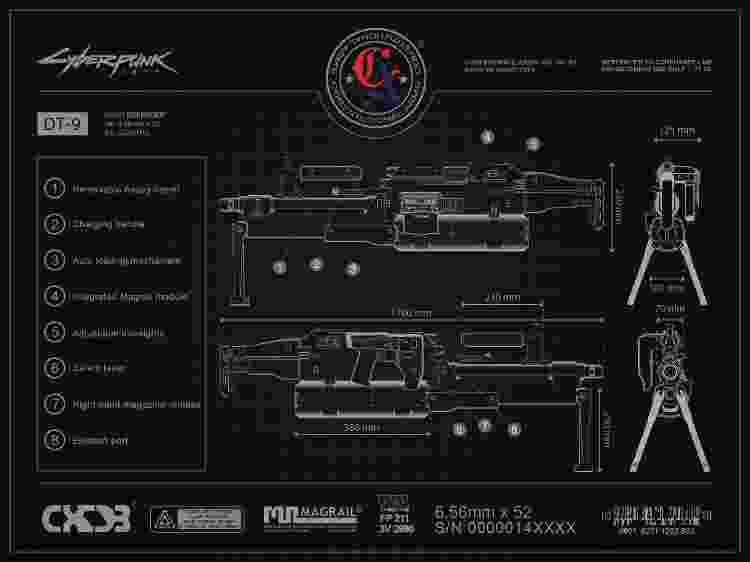 Defender - Divulgação/CD Projekt RED - Divulgação/CD Projekt RED