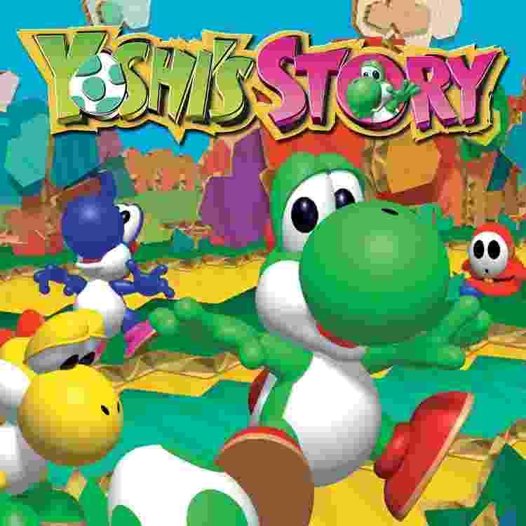 Yoshi4 - Divulgação/Nintendo - Divulgação/Nintendo