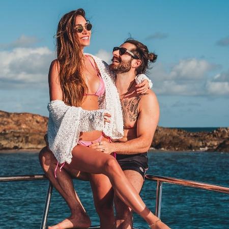 Alok e Romana Novais estão juntos desde 2013 - Reprodução/Instagram @alok