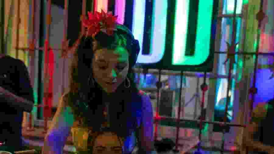 Uh! Manas.tv: a DJ Carlu apresenta Mulheres na Cultura do Vinil - Divulgação