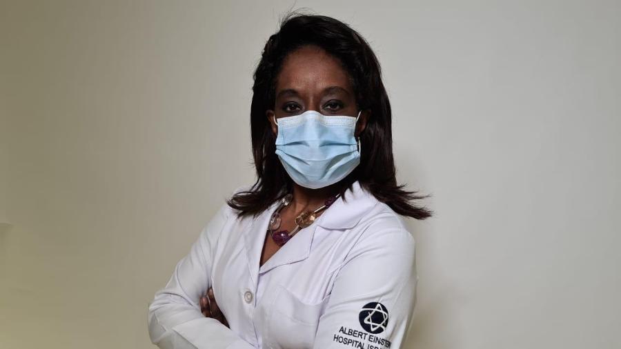 Dulce Pereira de Brito, coordenadora médica de saúde populacional do Einstein - Arquivo pessoal