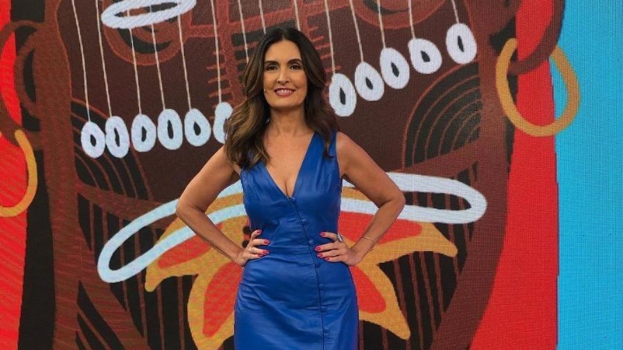 Fátima Bernardes comentou publicação - Reprodução/Instagram @tulio.gadelha
