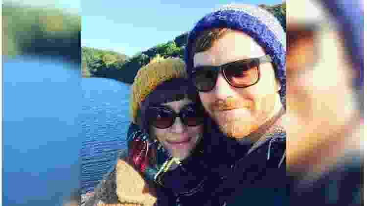 Lorna e Rob - Acervo pessoal / BBC - Acervo pessoal / BBC