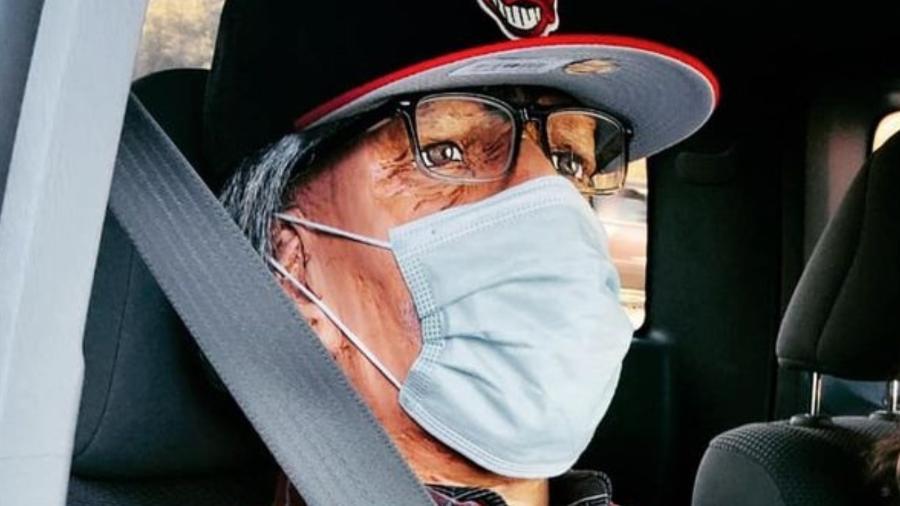 Manequim é encontrado em carro na Califórnia - Divulgação
