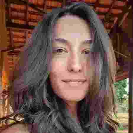A médica veterinária Caroline de Castilho, 28, de SP, deixou de usar maquiagem - Arquivo pessoal - Arquivo pessoal