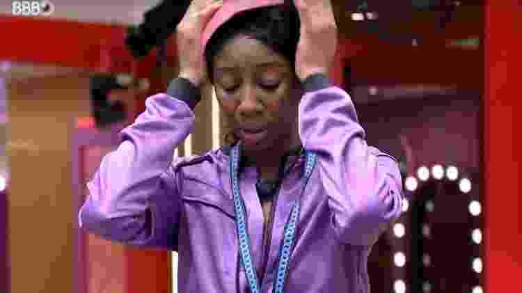 BBB 21: Camilla escolhe os monstros - Reprodução/ Globoplay - Reprodução/ Globoplay