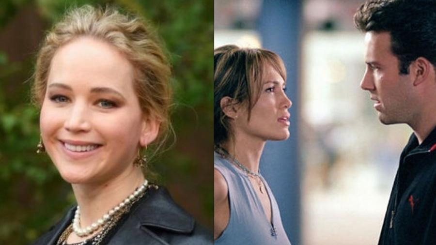 Jennifer Lawrence descobre sobre rumores entre Jennifer Lopez e Ben Affleck durante podcast - Reprodução