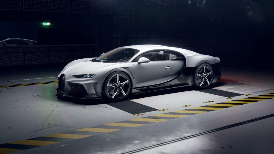 Bugatti Chiron Super Sport - Divulgação