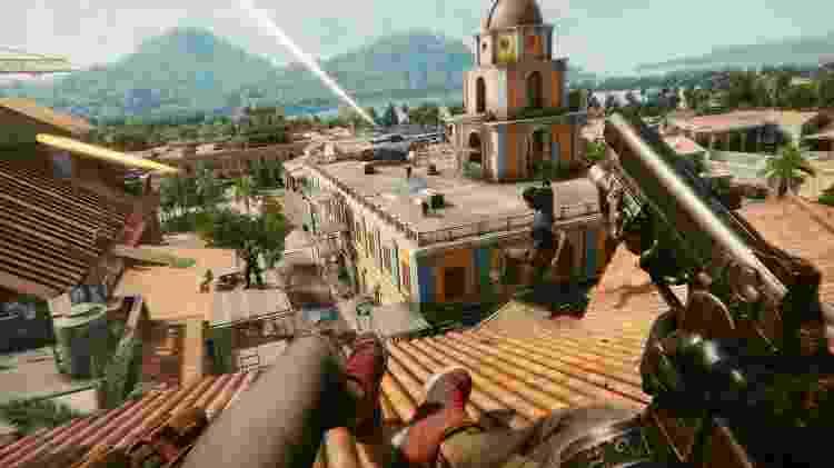 Far Cry 6 - Divulgação/Ubisoft - Divulgação/Ubisoft