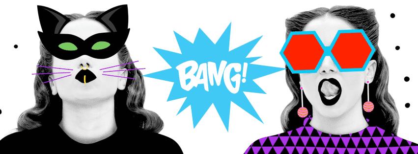 """Anitta em arte para o álbum """"Bang"""" - Divulgação"""
