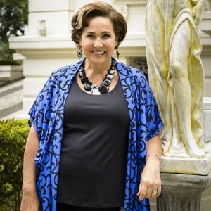 "Claudia Jimenez será Lucrécia em ""Haja Coração"" - Ramón Vasconcelos/TV Globo"