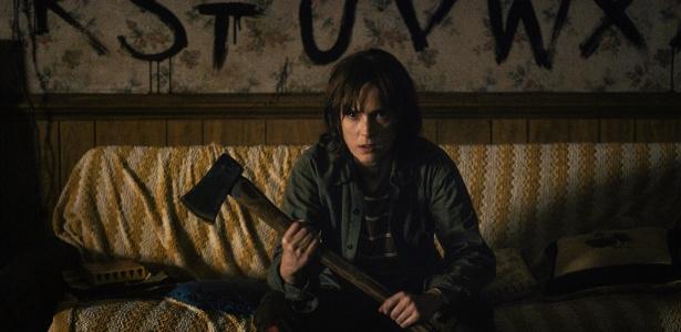 """Winona Ryder é a protagonista da séria """"Stranger Things"""", da Netflix - Divulgação/Netflix"""