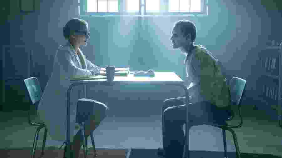 """Margot Robbie e Jared Leto em cena de """"Esquadrão Suicida"""" - Divulgação"""