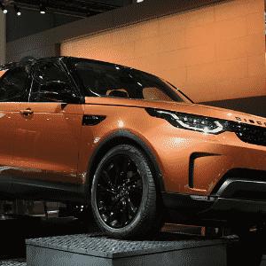 Land Rover Discovery - Murilo Góes/UOL