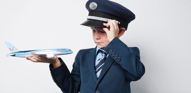A companhia Thomson Airways entrevistou 1.000 crianças em sua pesquisa - Divulgação/Thomson Airways