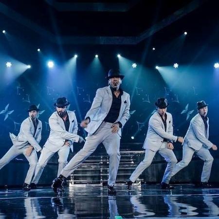Backstreet Boys - Divulgação