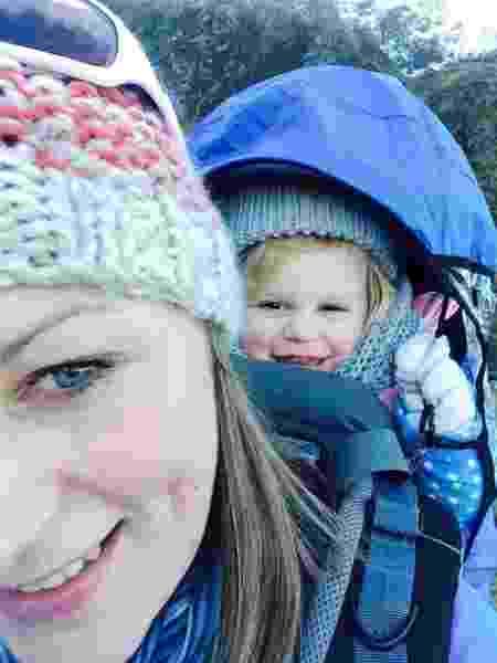 BBC - Mãe e filha em dezembro de 2016 - BBC - BBC