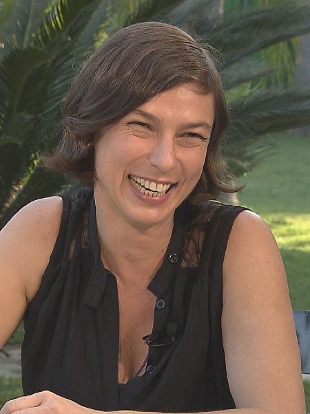 Maria Paula evitou viajar para Alemanha depois de pressentir morte de Bussunda - Reprodução/TV Record