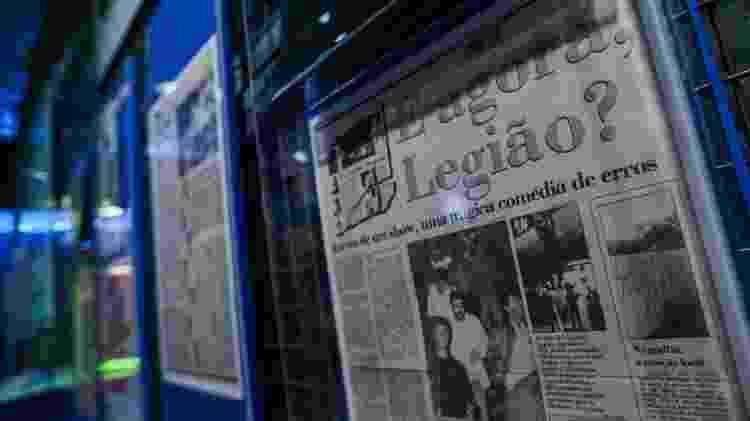 Renato guardava notícias sobre as bandas - Ricardo Matsukawa / UOL