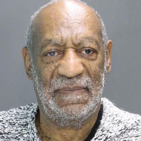 Bill Cosby - Foto da Polícia