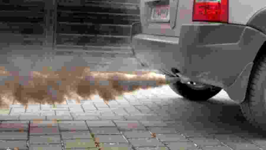 Poluição - Divulgação