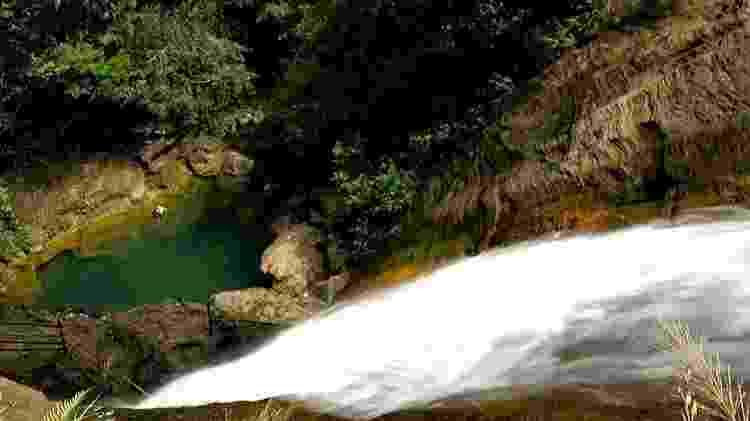 Há dezenas de lindas cachoeiras espalhadas pela Chapada das Mesas - Alexandre Schneider/UOL